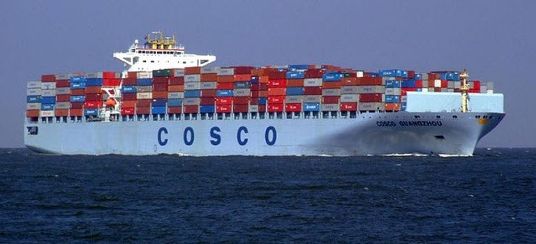 COSCO SHIPPING THAILAND