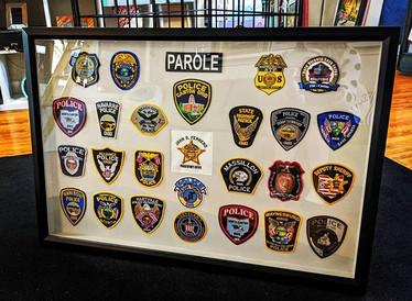 Our surrounding area's law enforcement p
