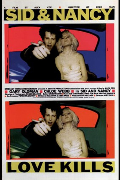 Sid and Nancy - Love Kills