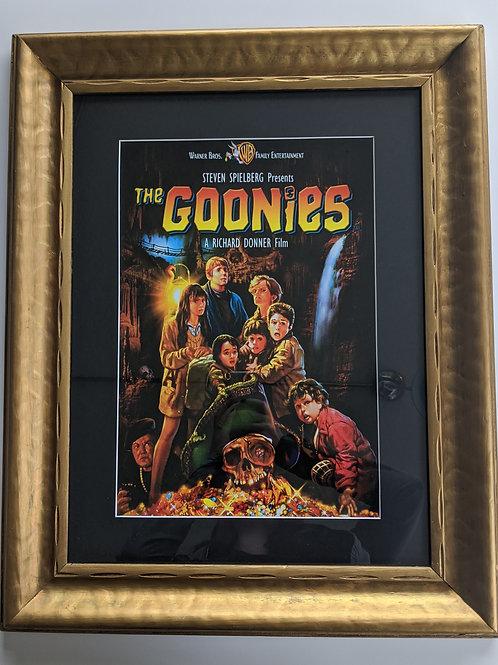 Goonies (Framed)