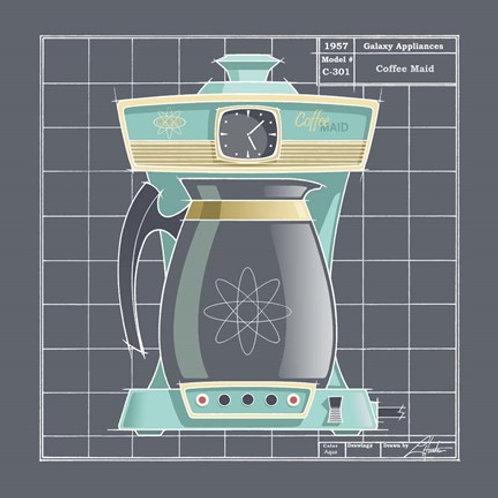 Galaxy Coffeemaid