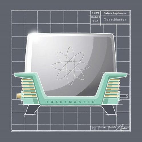 Galaxy Toaster