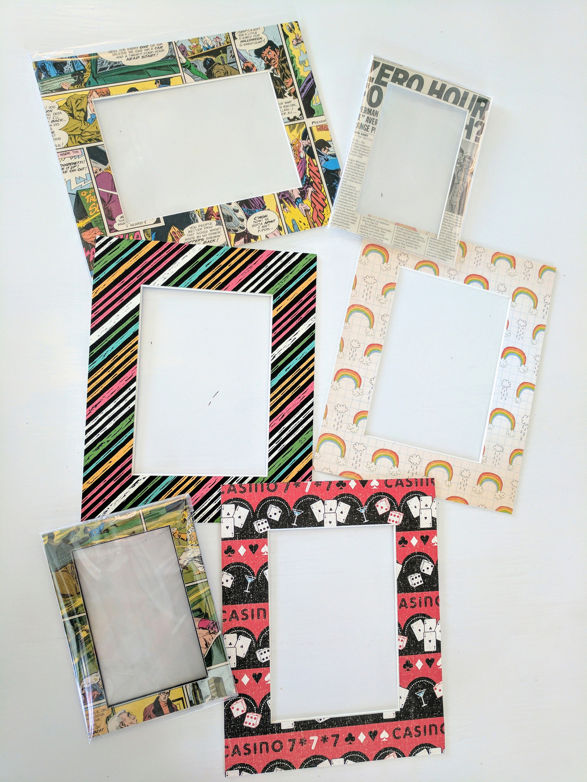 craig image core frame for mat matting itm picture frames cream opening