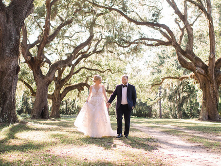 Sea Pines Country Club Wedding