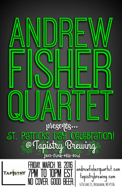 St Paddys Poster