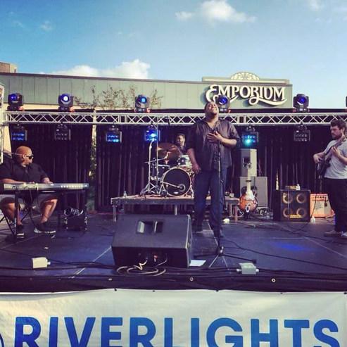 AFQ @ Riverlights Festival