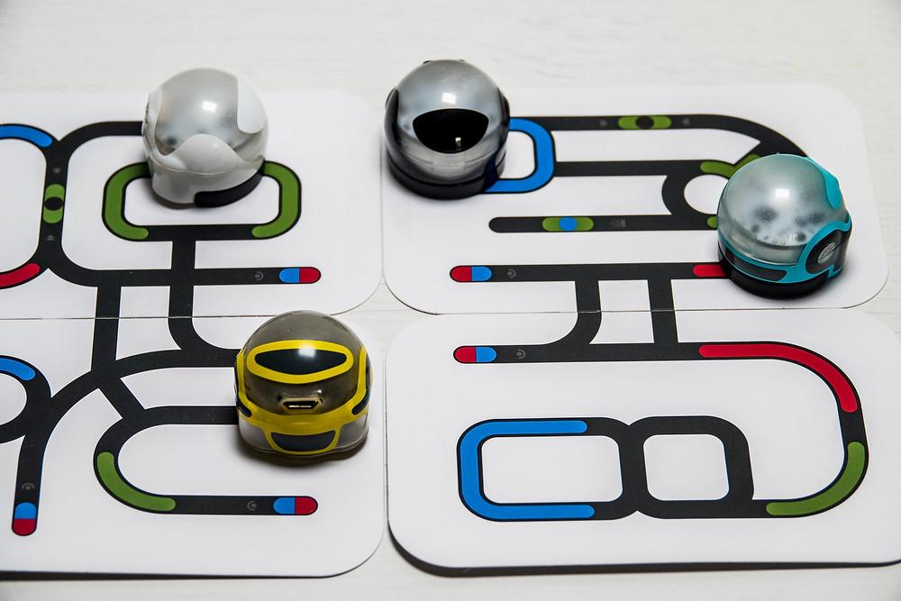 Robot zabawka Ozobot bit