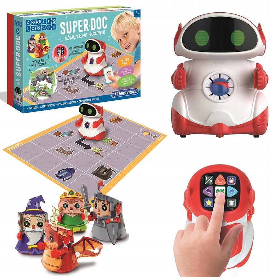 Robot do nauki programowania dla dzieci