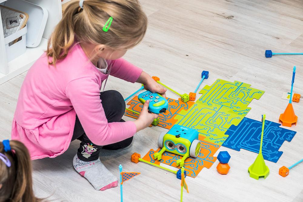 Robot do programowania w przedszkolu