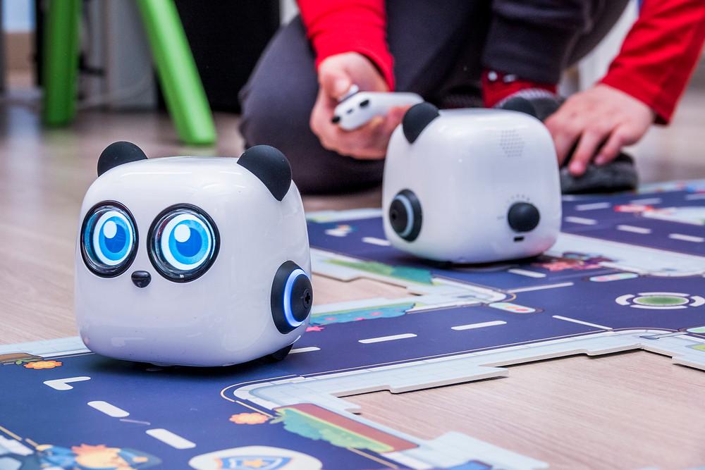 programowanie robotów dla dzieci