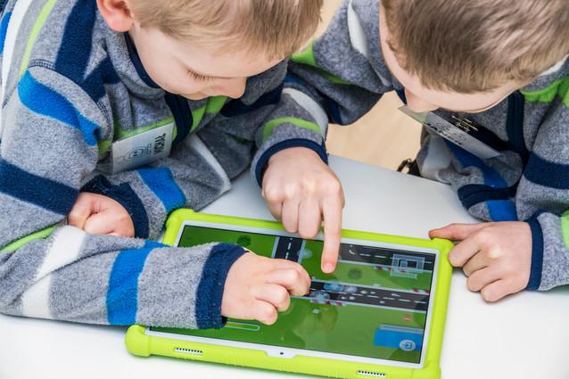 Aplikacje do programowania dla dzieci na tablety