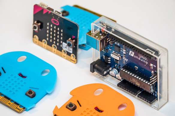 Arduino MicroBit Scratch dla dzieci