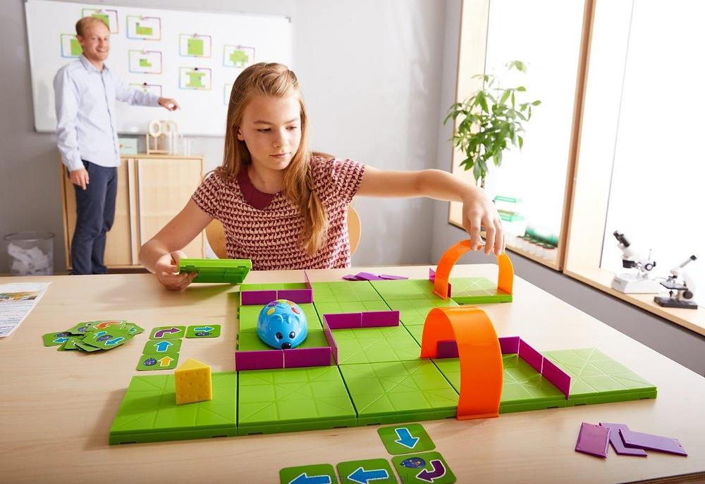 Robot do programowania dla dzieci