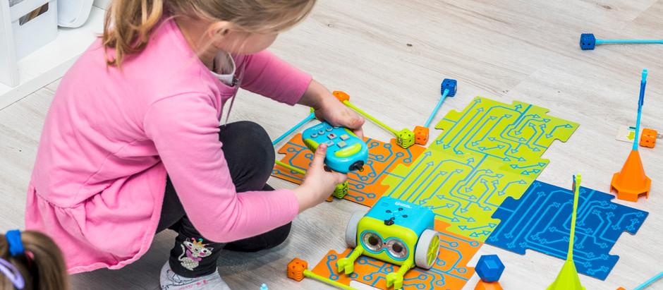 Nauka programowania dla dzieci - podstawy