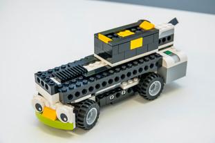 Lego Wedo dla dzieci klas podstawowych w wieku 6-9 lat
