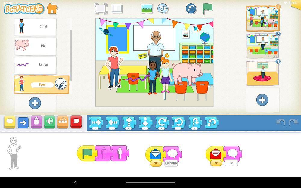 kodowanie dla przedszkolaków