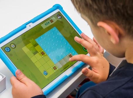 Tablet dla dzieci do nauki programowania