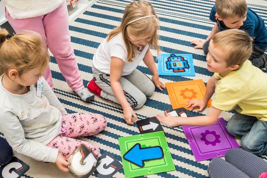 Dzieci i programowanie w szkole