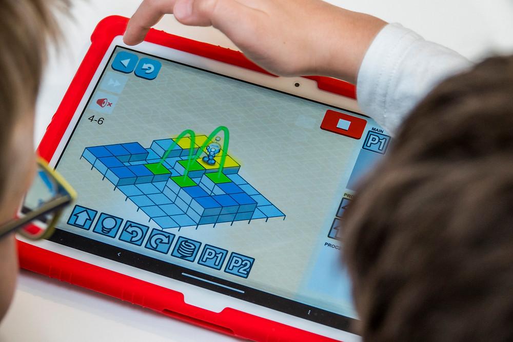kodowanie dla dzieci gra