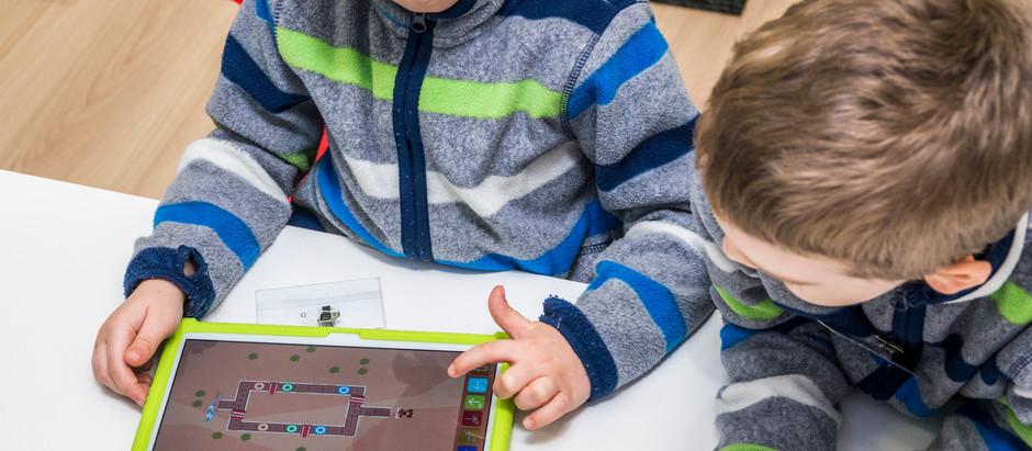 Podstawy programowania - jaki wiek dziecka jest najlepszy?