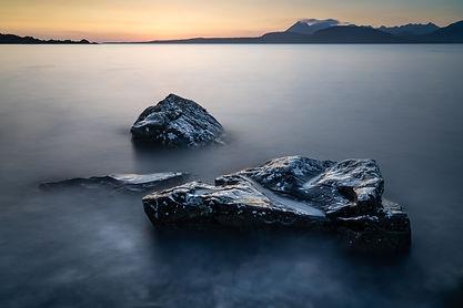 Tokavaig Skye at Sunset