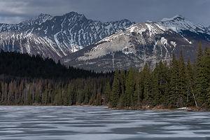 Pyramid Lake BC