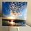 Thumbnail: Sunset at Craobh Haven Marina Single Card