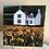 Thumbnail: Flowers at Glencraigs farm Single Card