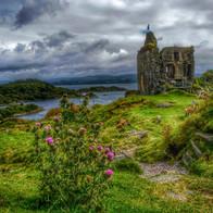 Tarbert Castle Argyll