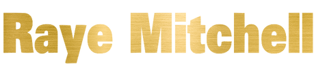 Raye Mitchell logo in gold-5 copy.png