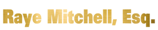 Raye Mitchell logo in gold-5.png