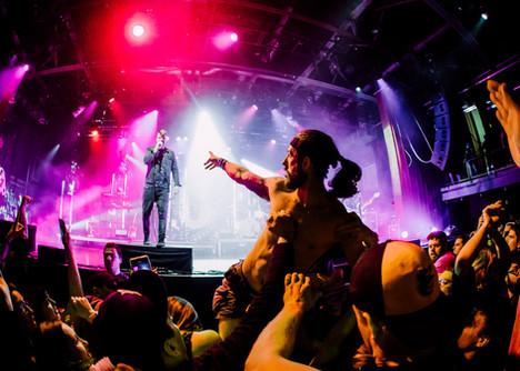 Silverstein @ The Fillmore