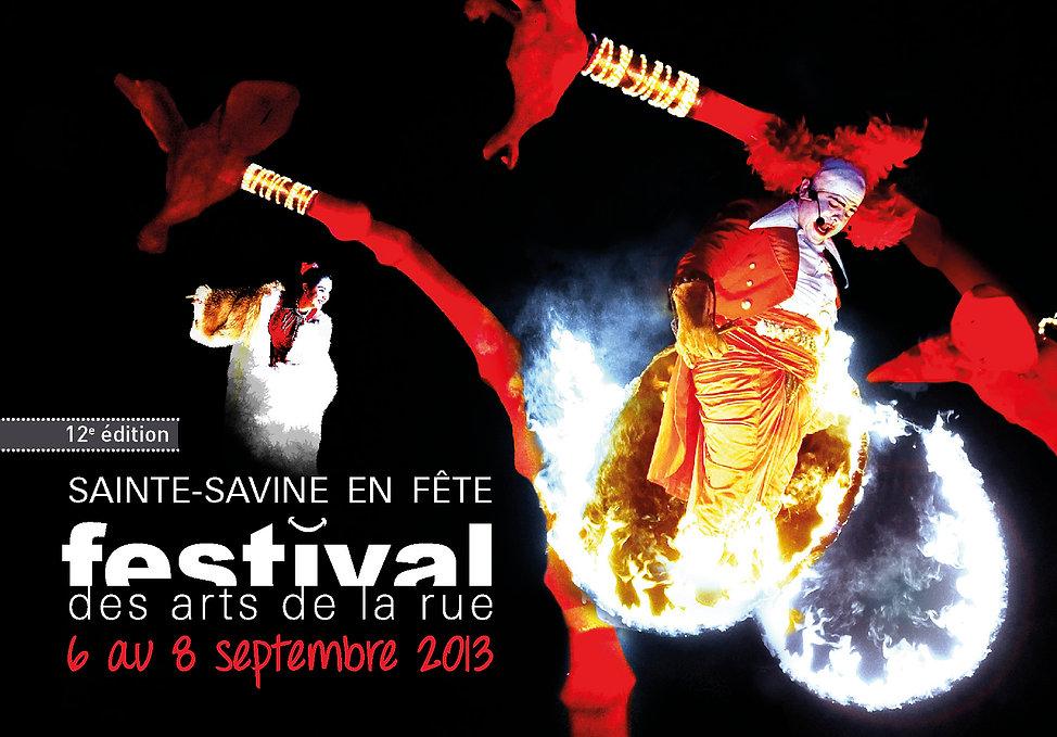 Brochure_Festival des arts de la rue_201
