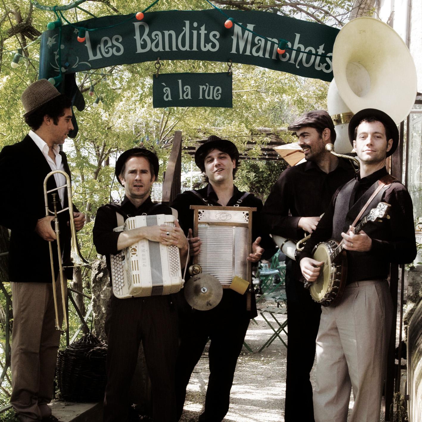 Bandits Manchots à la rue