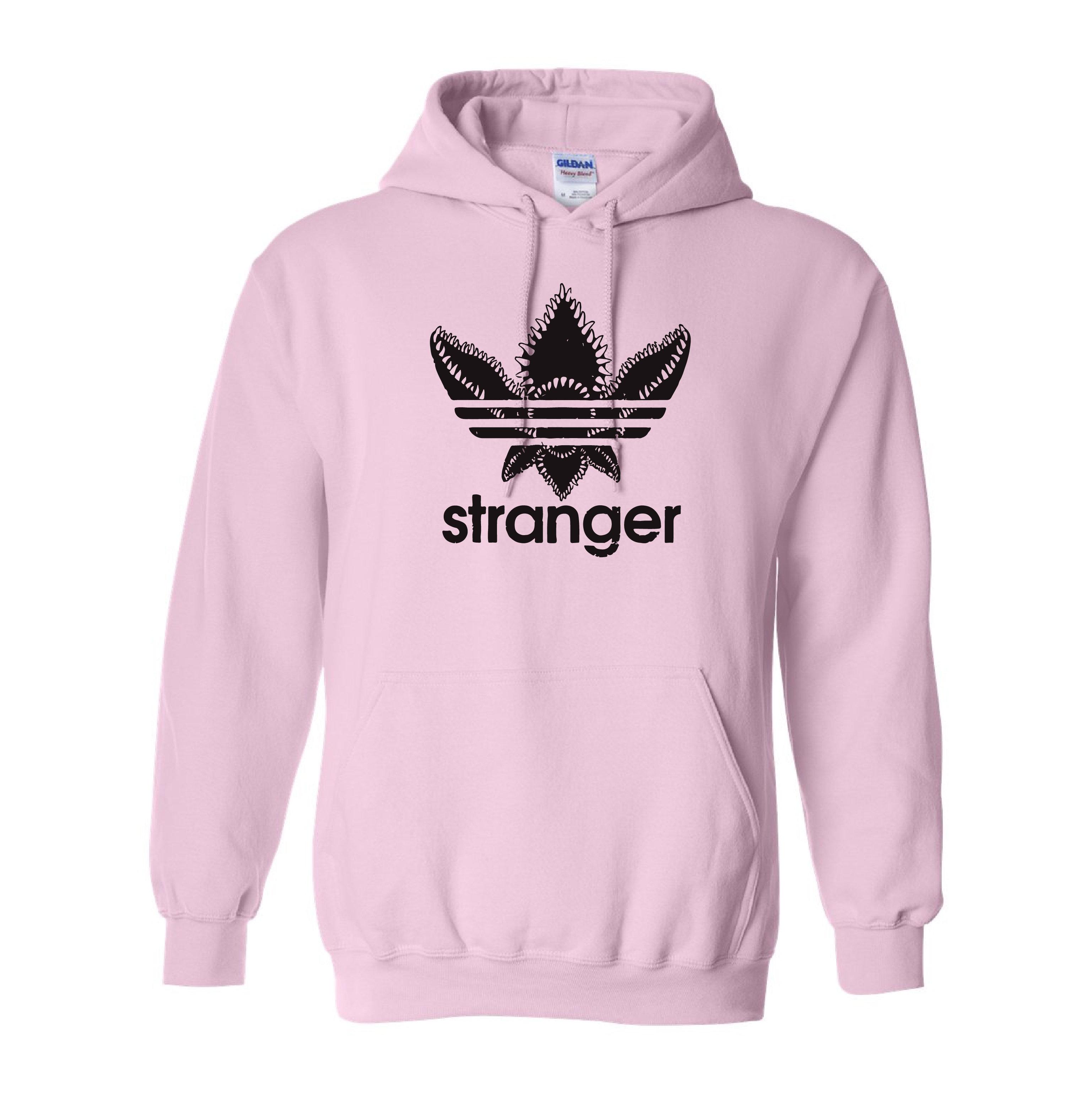 stranger things adidas hoodie