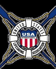 USLA Logo Ocean Rescue
