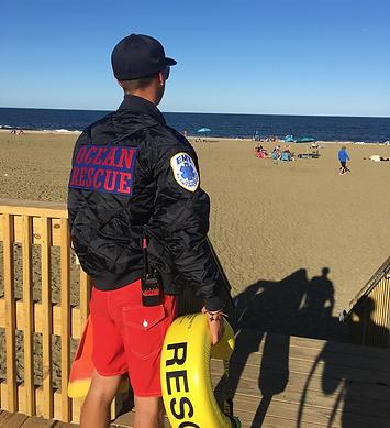 Mike Hudson Sea Bright Ocean Rescue