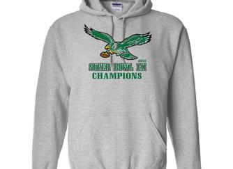 Celebrate w/ a Eagles Super Bowl LII shirt- World Champions!