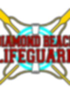 Diamond Beach Lifeguard Logo