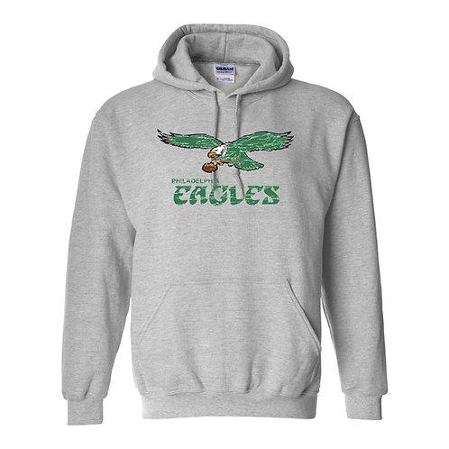 Philadelphia Eagles - Vintage 1980's Sweatshirt