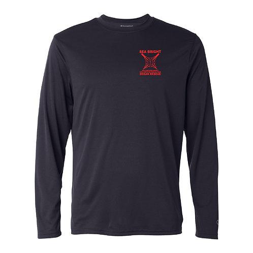 Sea Bright Longsleeve Performance T-Shirt
