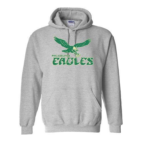 Philadelphia Eagles Original Logo Vintage 1933 - Hooded Sweatshirt