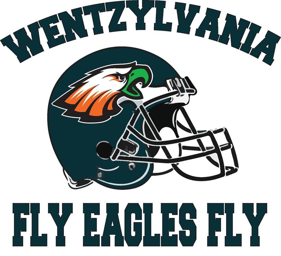 Wentz Eagles Design
