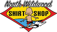 The North Wildwood Shirt Shop Logo
