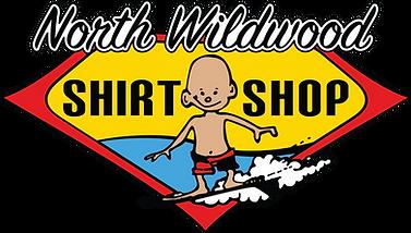 North Wildwood Shirt Shop Logo
