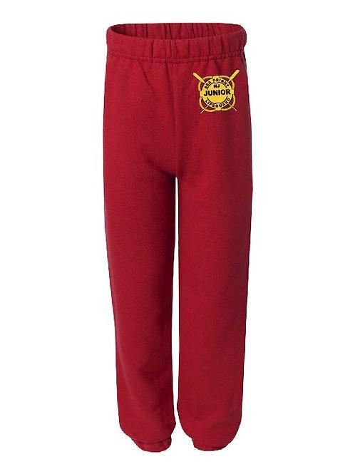 Sea Bright Junior Guard red Sweatpants