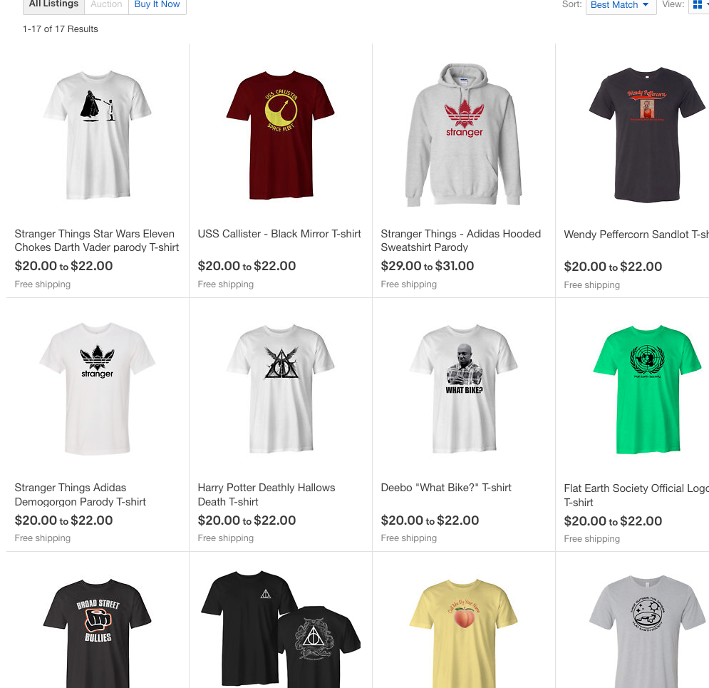 YouNeedTees store