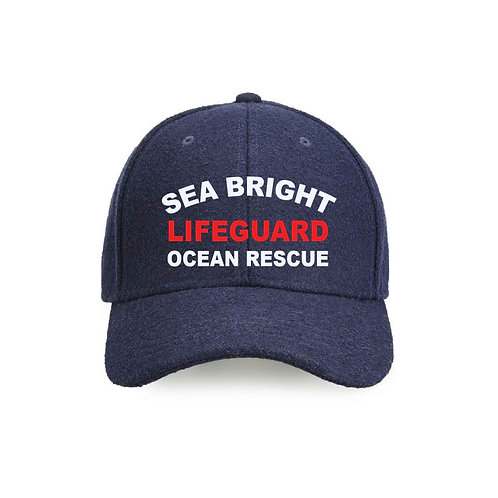 Sea Bright Flex Fit navy cap
