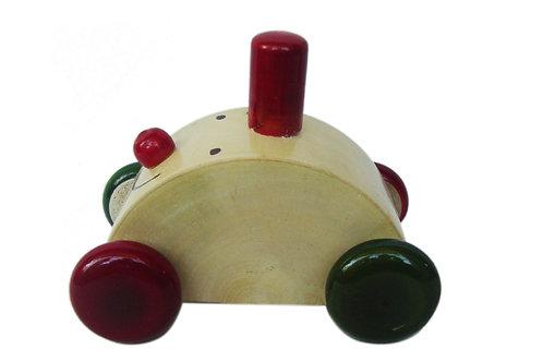 Channapatna Toys-Clown Car