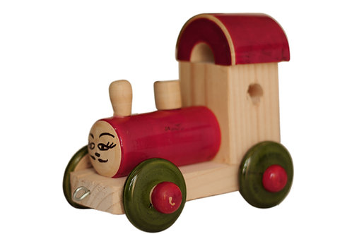 Channapatna Toys-Train Engine